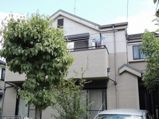 屋根:遮熱シリコン 外壁:シリコン