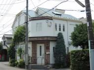 屋根:遮熱シリコン塗装 外壁:クリア塗装