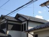 厚みのある丈夫な瓦屋根