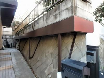雨樋交換と外壁塗装 施工後