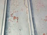 トタン屋根の塗装剥げ
