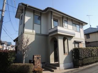 外壁:遮熱シリコン塗装仕 屋根:遮熱シリコン塗装仕上