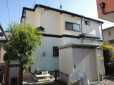 外壁:遮熱シリコン塗装 屋根:遮熱シリコン塗装