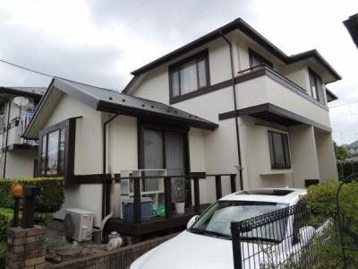 屋根:遮熱シリコン塗装 外壁:シリコン塗装