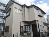 外壁塗装 軒天補修 東京都八王子市